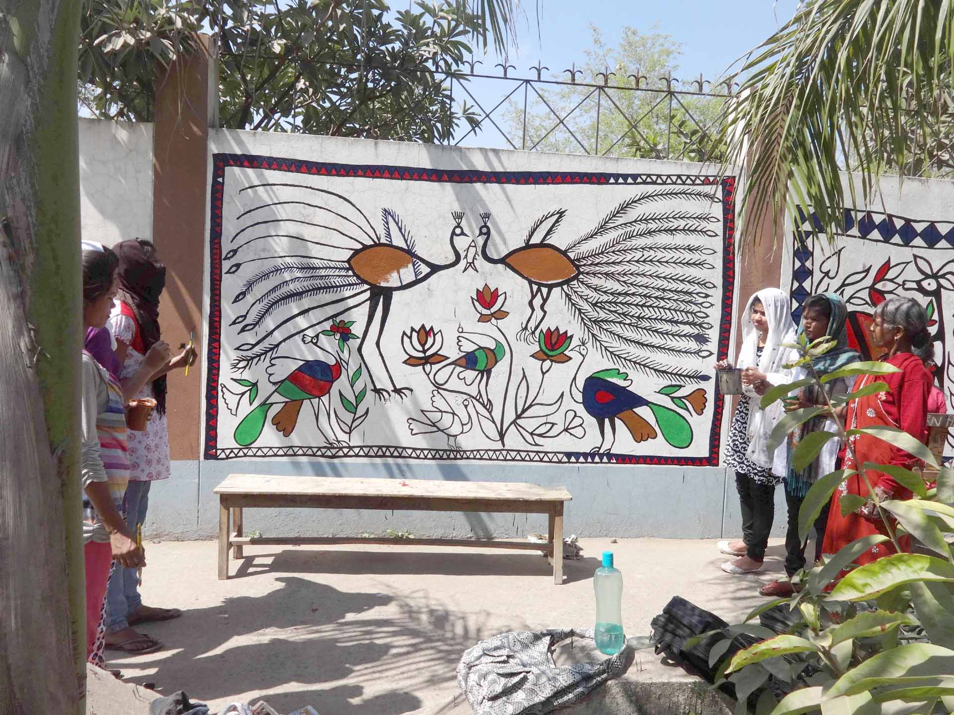 Sohray Art of Jharkhand